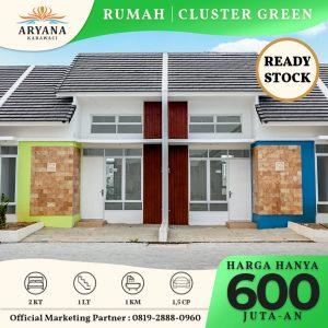 Aryana Karawaci - Cluster Green