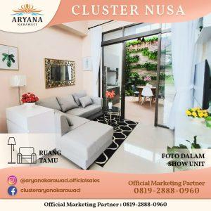 Aryana Karawaci - Cluster Nusa