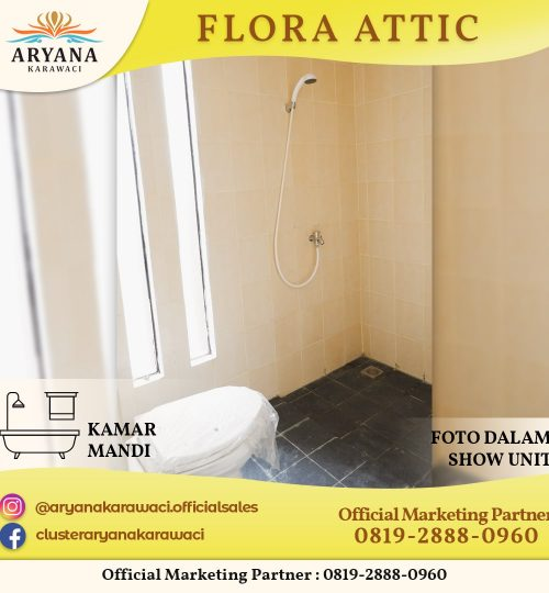 Aryana Karawaci - Flora Attic